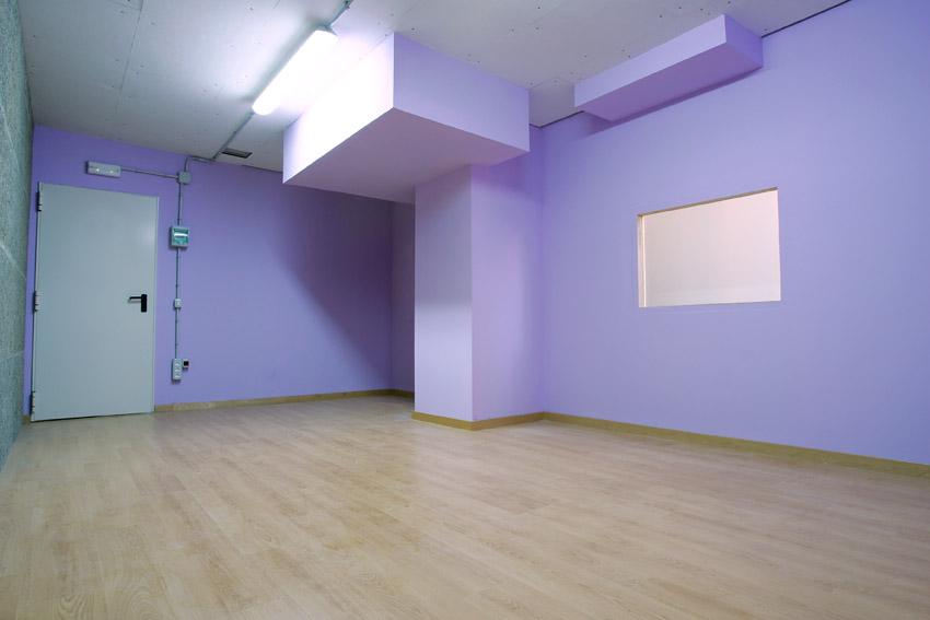 Sala de grabaciones
