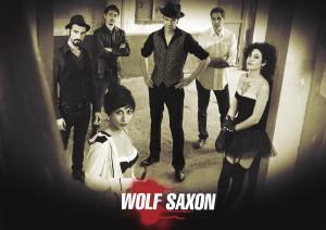 Wolf Saxon press 2