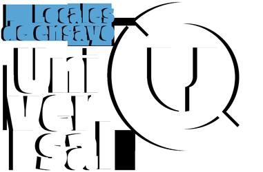 Locales de ensayo La Universal